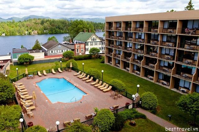 Hình 6 - Khách sạn High High Peaks Resort - Lake Placid là nơi nghỉ dưỡng cực lý tưởng
