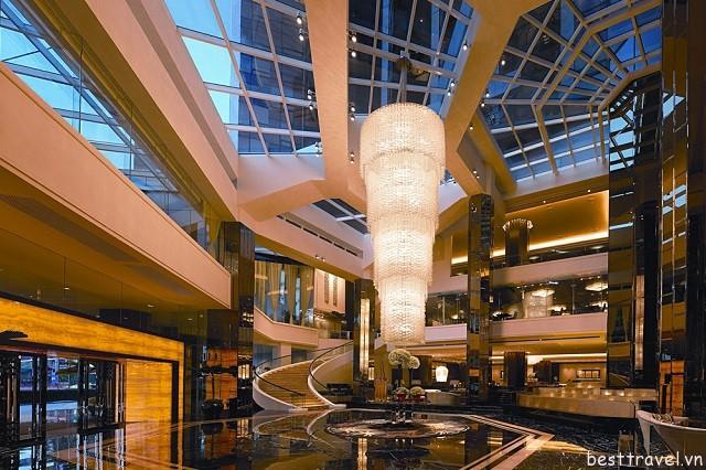 Hình 7 - Du lịch Bắc Kinh bạn có thể lựa chọn Grand Millennium Hotel