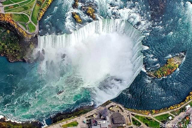 Hình 7 - Niagara, một trong những thác nước đẹp nhất thế giới