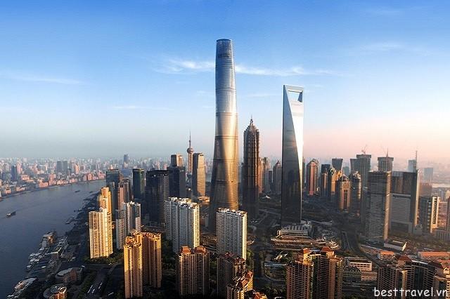 Hình 8 - Thượng Hải là thành phố xa hoa, sầm uất nhất của Trung Quốc