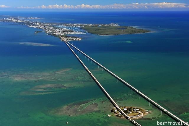 Hình 9 - Bán đảo ấn tượng bởi những cây cầu dài độc đáo