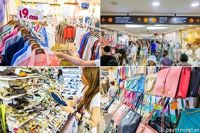 Hình 9 - Gangnam được nhiều người biết đến là một trong những khu vực sầm uất hàng đầu tại Hàn Quốc
