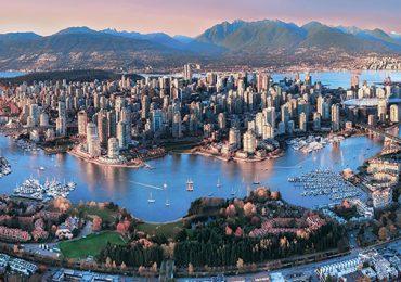 Thiên nhiên kỳ diệu ở Vancouver