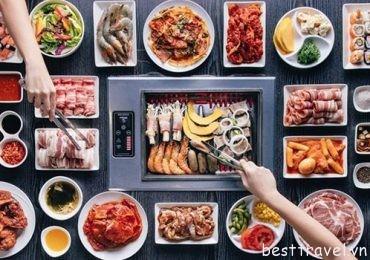 Top 10 món ngon khiến dân nghiền ẩm thực Hàn Quốc không thể làm ngơ