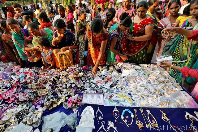 Rất nhiều phụ kiện cho bạn lựa chọn khi mua sắm ở Bangalore