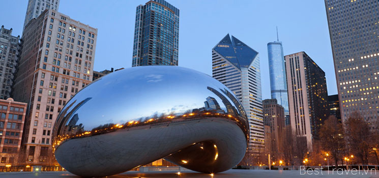 Du lịch Chicago – tại sao không?