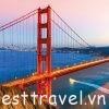 Top 10 điểm du lịch hút khách nhất ở Mỹ