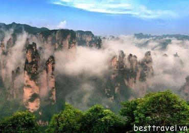 Top 10 điểm du lịch nổi tiếng ở Trung Quốc