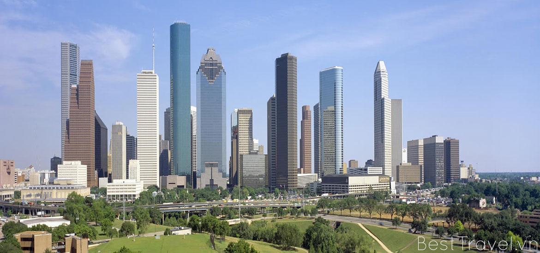 Chơi gì khi du lịch ở Houston?