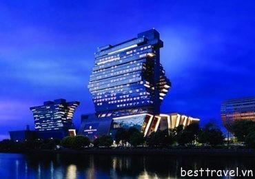 Top 10 khách sạn tốt nhất ở Trung Quốc