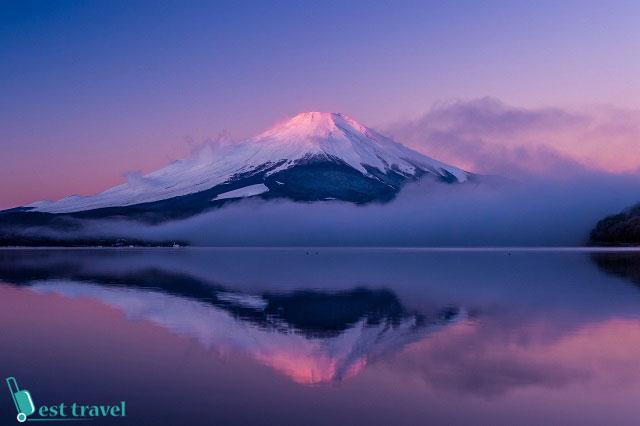 Núi Phú Sĩ kỳ quan thiên nhiến số 1 của Nhật Bản