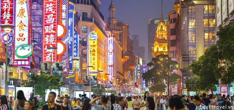 Top 10 địa điểm mua sắm giá rẻ ở Trung Quốc