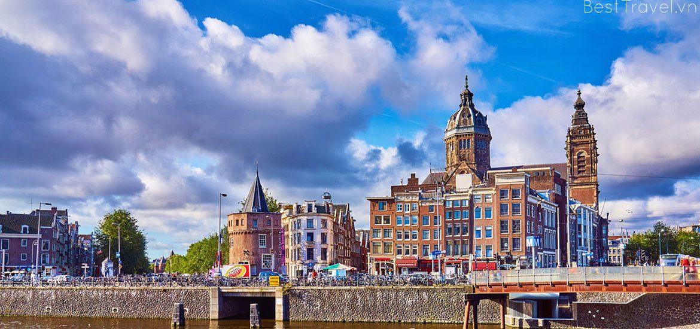 """Amsterdam và những bí mật """"kỳ lạ"""" có thể bạn chưa biết?"""