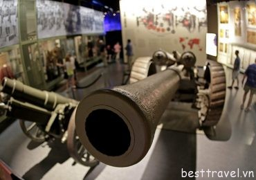 3 viện bảo tàng quân sự ấn tượng nhất ở Mỹ