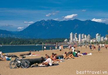 Địa điểm du lịch hút khách ở Vancouver