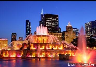 Những điểm đến thú vị ở Chicago
