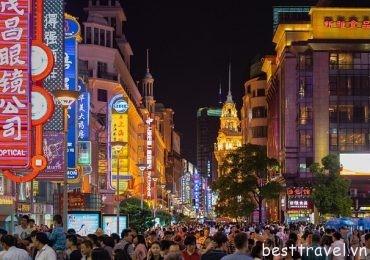 Những điểm mua sắm hấp dẫn nhất Thượng Hải