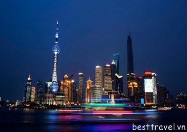 Bỏ túi kinh nghiệm du lịch Thượng Hải tiết kiệm