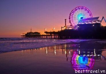 Một số điều bạn nên làm khi du lịch Los Angeles