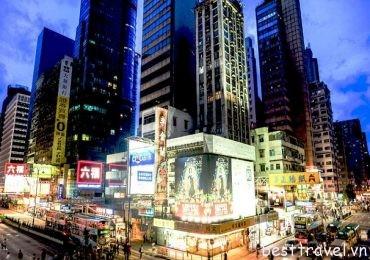 Những thiên đường mua sắm nổi bật nhất Hồng Kông