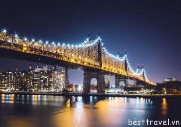 Khám phá 2 cây cầu nổi tiếng nhất ở New York