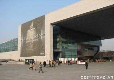 Ghé thăm các bảo tàng nổi tiếng ở Seoul