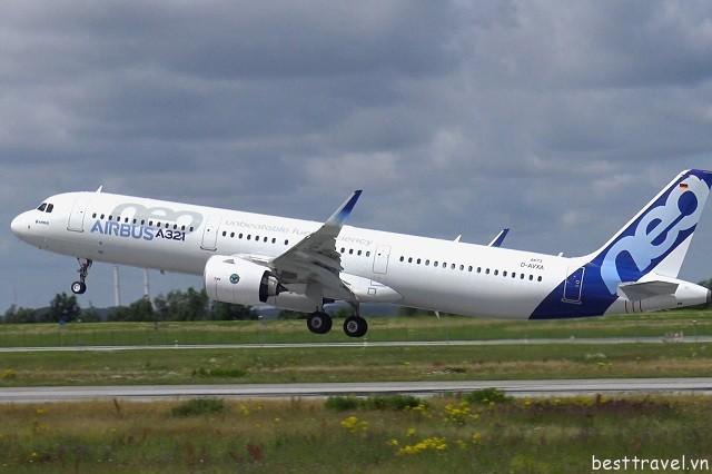 Máy bay A321 NEO có nhiều tính năng nổi bật