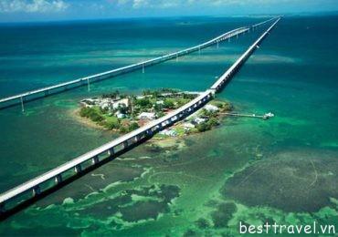 Chinh phục đường cao tốc biển Overseas Highway