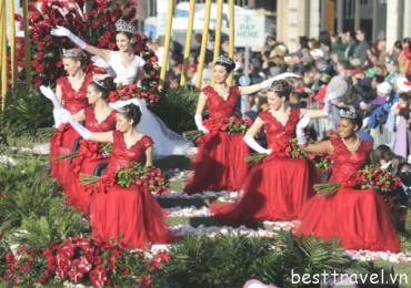 Rộn ràng những lễ hội truyền thống của thành phố Atlanta