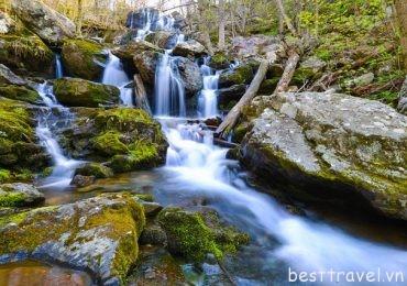 Top những công viên quốc gia nổi tiếng của Mỹ