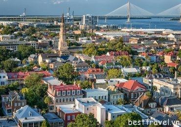 3 thành phố đẹp nhất nước Mỹ