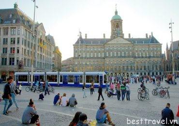 Nên tham quan những đâu khi đi du lịch Amsterdam?