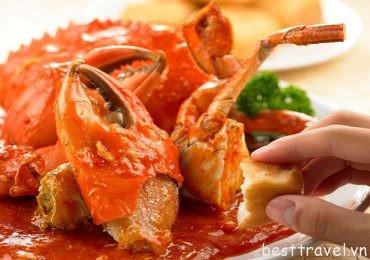 Sự giao thoa trong nền văn hóa ẩm thực Singapore