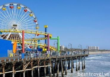 Tận hưởng mùa hè tuyệt vời ở 3 bãi biển đẹp nhất Los Angeles