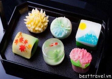 3 món bánh truyền thống hấp dẫn của Nhật Bản