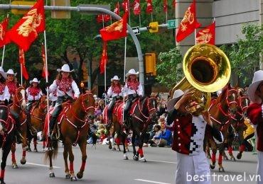 Khám phá những lễ hội đặc sắc nhất ở Canada
