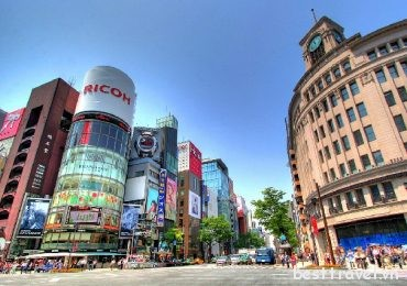 Tham quan những khu phố sầm uất nhất Tokyo