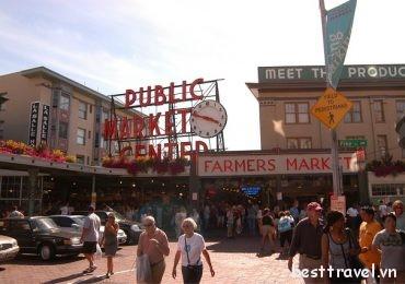 4 điểm đến hoàn hảo cho chuyến du lịch Seattle