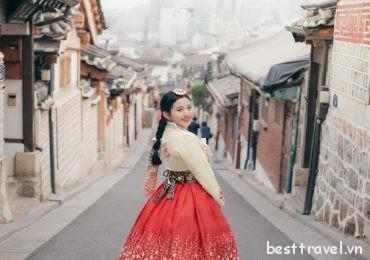 Bỏ túi 3 địa điểm check-in sống ảo tuyệt nhất ở Seoul
