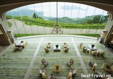 Đi tìm 3 khách sạn tuyệt vời nhất Nhật Bản