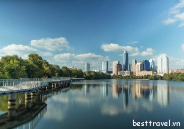 Vì sao Austin là một trong những điểm du lịch hot nhất nước Mỹ?