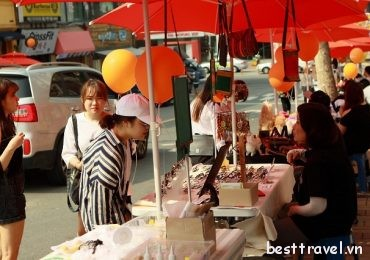 4 chợ trời nổi bật ở Daegu