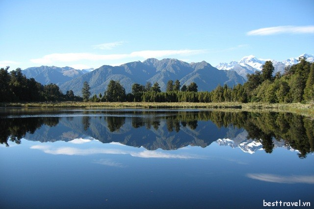 4 địa điểm huyền diệu chỉ có thể tìm thấy ở New Zealand