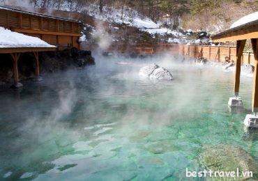 Bật mí những hoạt động giải trí tuyệt trong mùa đông Hàn Quốc