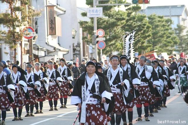 Tháng 12 – tháng của những lễ hội ở Nhật Bản