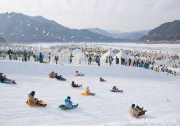 Tìm hiểu các lễ hội mùa đông độc đáo của xứ Hàn