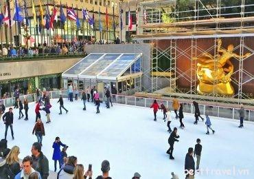 Những điểm trượt tuyết lý tưởng trong mùa đông tại New York