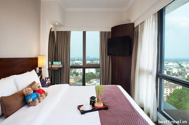 Điểm danh các căn hộ nghỉ dưỡng hàng đầu ở Hà Nội