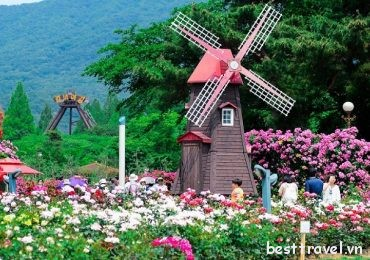 Thăm thú công viên sinh thái và giải trí lớn nhất ở Seoul – Seoul Grand Park