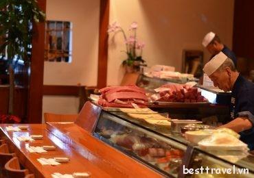 Những nhà hàng tốt nhất ở Little Tokyo Los Angeles